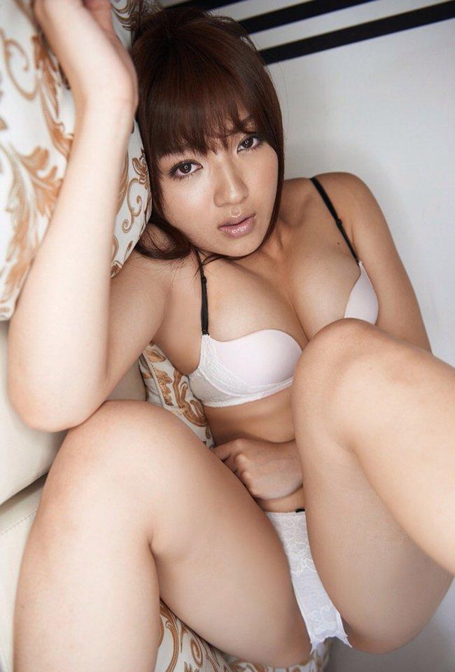 メガネ巨乳白ブラウスミニタイトスカートOLお姉さん11枚目