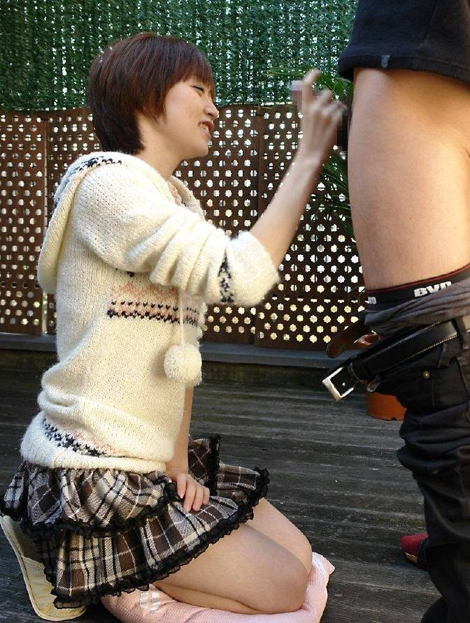 M男向け乳首舐め手コキ罵倒フェラ射精管理エロ画像16枚目