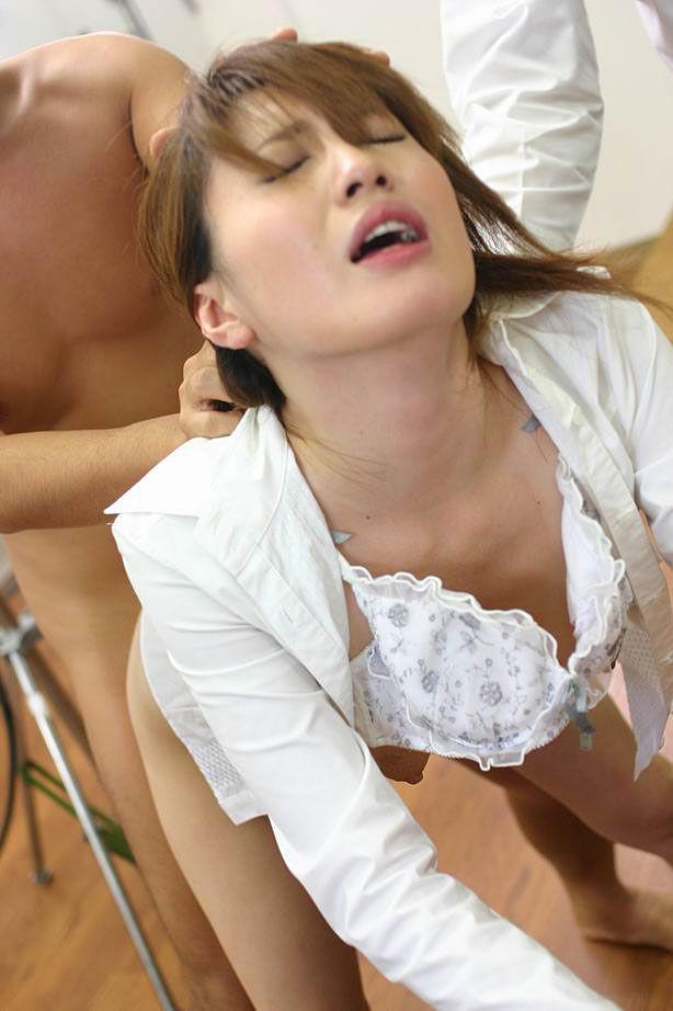 痴女眼鏡爆乳女教師ブラジャーフェチ下着エロ画像12枚目