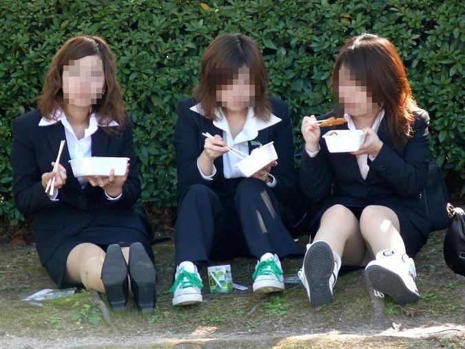 タイトミニ美脚パンチラ魅惑の三角ゾーン画像13枚目