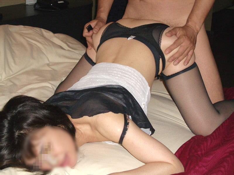 細身のスレンダー美女とのセックス流出エロ画像11枚目