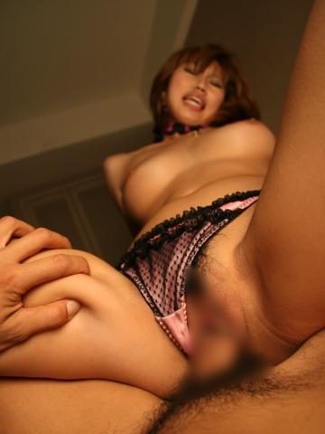 ズボズボとハメられたお姉さんのセックス画像12枚目