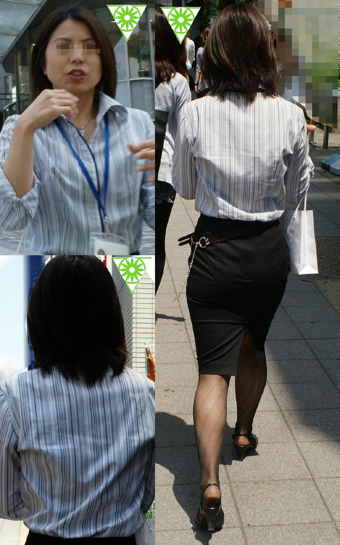 リクスーOLの初々しいお尻とタイトスカート画像12枚目
