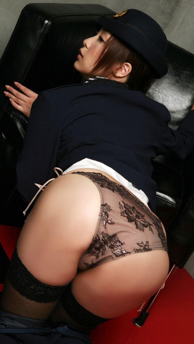 痴女OLの巨尻から美尻まで尻フェチ向けエロ画像3枚目