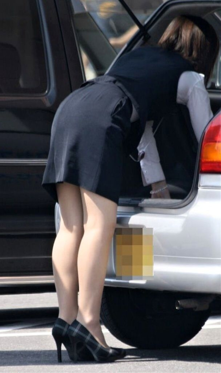 様々なシチュのOLタイトスカートフェチに贈るエロ画像5枚目