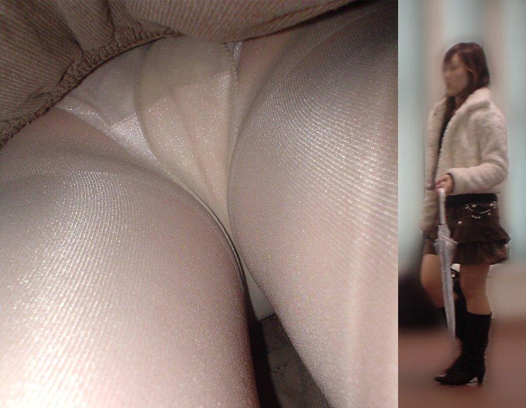 調子に乗ってるOLの逆さタイトスカート盗撮画像13枚目
