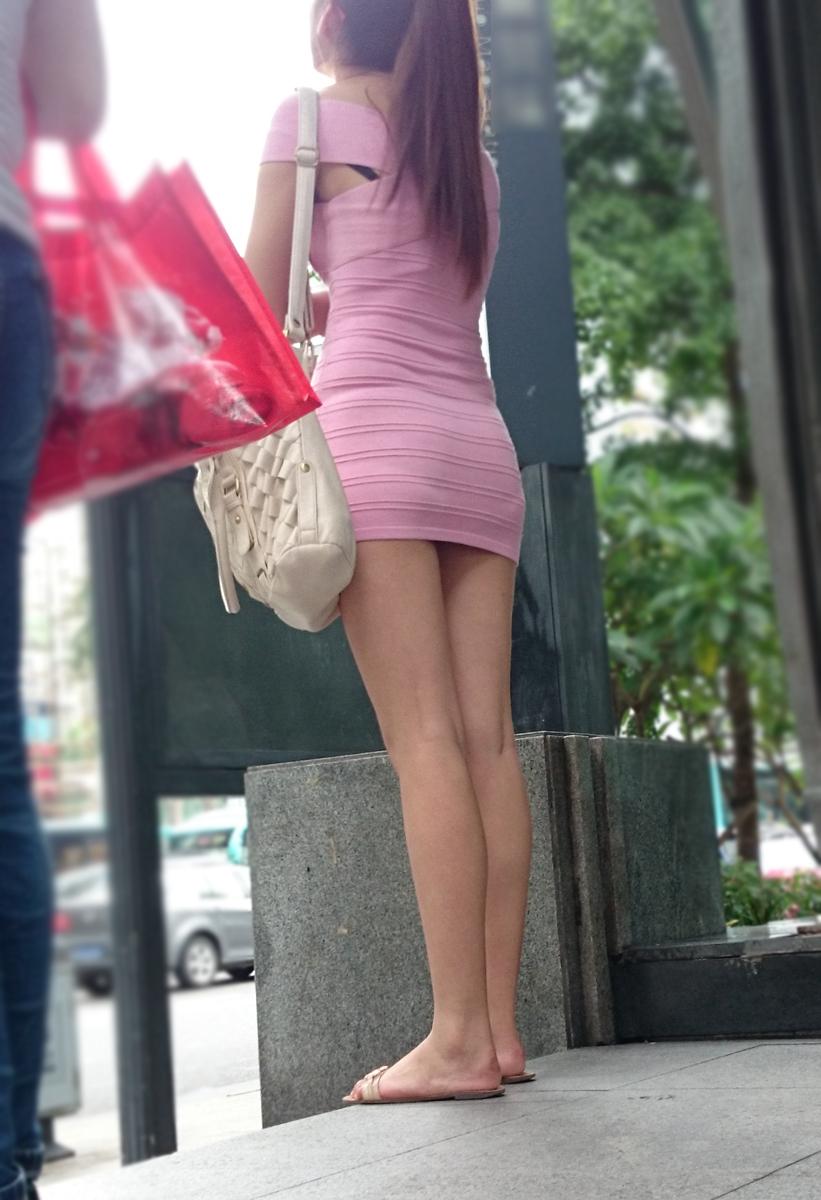 淫乱OLの魅せる様々なタイトスカートフェチ必見エロ画像12枚目