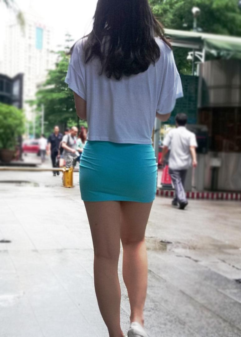 淫乱OLが食い込みタイトスカートで誘惑してるエロ画像7枚目