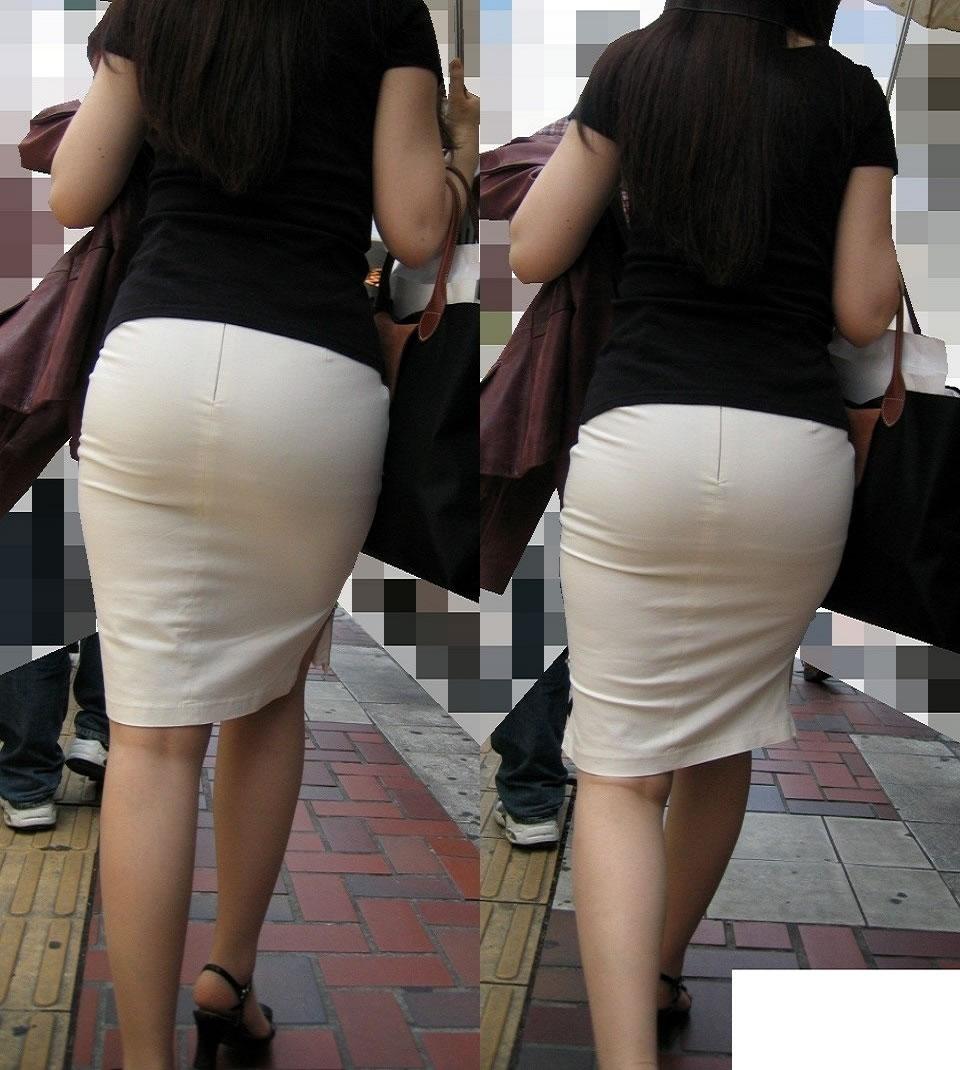美人OLのエリートビッチなタイトスカート盗撮エロ画像14枚目