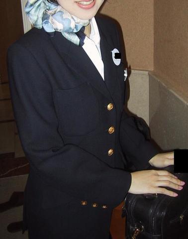 チャイナCAのブラック勤務の別収入の売春出来る実態エロ画5枚目