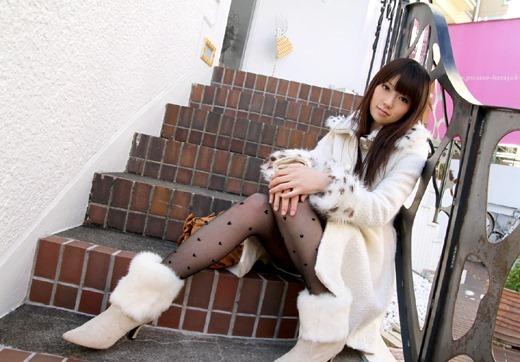 美脚OLのショートブーツも色香漂う綺麗なお姉さんのエロ画像10枚目