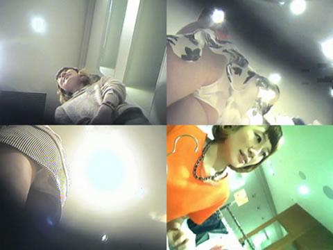 デパートで働くOLお姉さんを盗撮したエロ画像10枚目