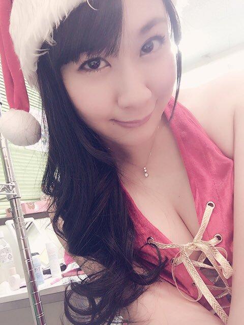 エロ可愛いセクシーサンタのクリスマスはOLのエロ画像14枚目